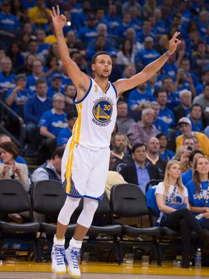 Curry scored 40 points in the season opener against New Orleans.