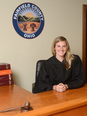 Jill Boone recently added Fairfield County Common Pleas Court magistrate to her list of duties in addition to her duties as court administrator.