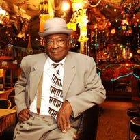 Blues legend Henry Gray will open this year's Opelousas Music and Market series on April 17 in Le Vieux Village.