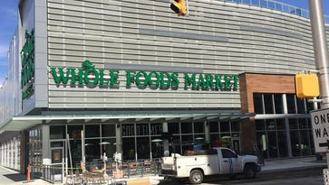 Whole Foods' Downtown Indy store opens Wednesday