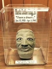 Baun Scott's winning MLK art contest entry.