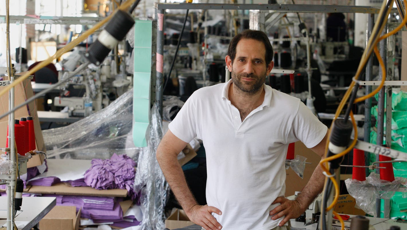 Podcast pick: 'Startup' some controversy with American Apparel's former CEO