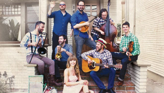 ArtsRiot brings old-time music-makers The Dustbowl Revival to Burlington on Tuesday.