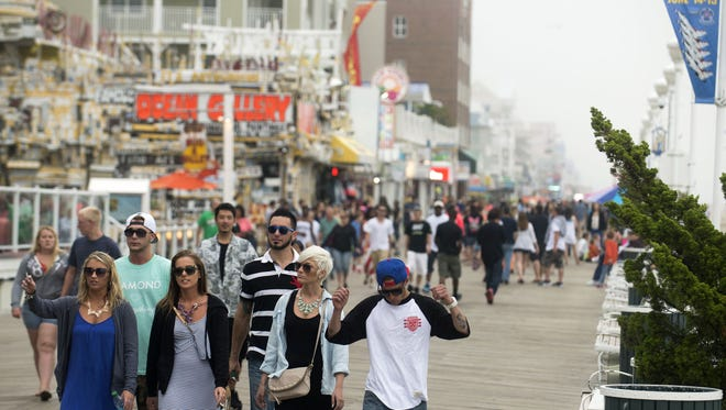 This summer's Ocean City Boardwalk performer regulations again came under the microscope this week.