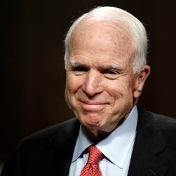 McCain criticizes Trump's Syria policy despite cancer diagnosis