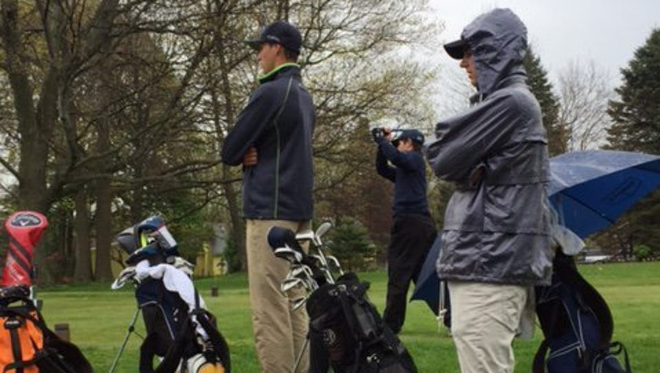 The Hartland boys golf team hopes to have a good showing