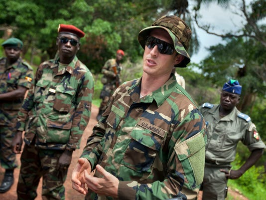 AP AFRICA US CATCHING KONY I CAF