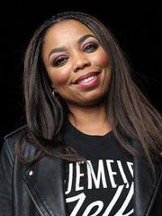 "The former ESPN host's podcast is called ""Jemele Hill is Unbothered"""