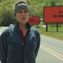"Frances McDormand in the trailer for ""Three Billboards Outside Ebbing, Missouri."""