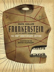"""Frankenstein"" by Mary Shelley"