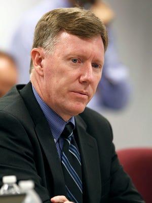 Mesa Public Schools Superintendent Michael Cowan in 2011.