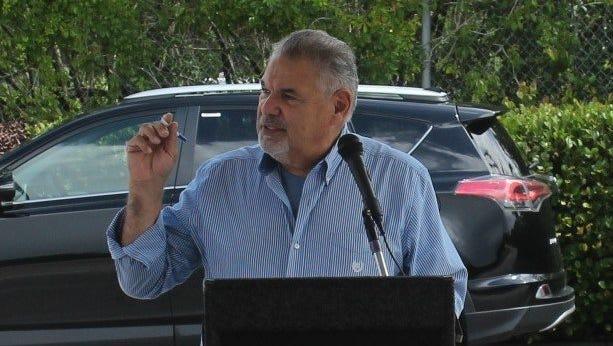 American CNG Energy CEO Julio Macedo