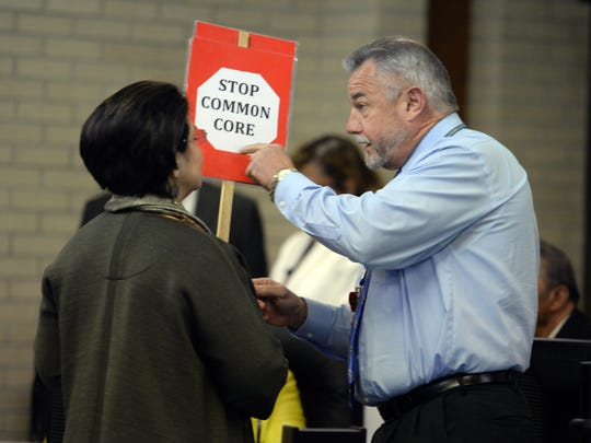Caddo Parish School Board head of security Ray Murry