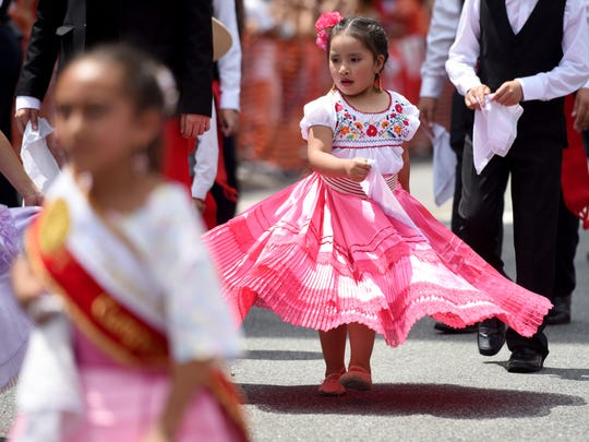 The 32nd annual Peruvian Day Parade was held on Sunday,