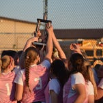 Pennfield earns walk-off victory to win third city softball title in a row