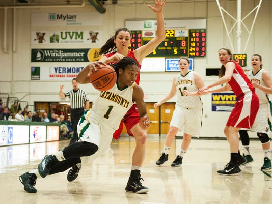 Cornell vs. Vermont Women's Basketball 12/30/14