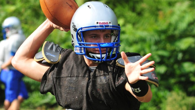 Casey Ray is a rising senior for the McDowell football team.