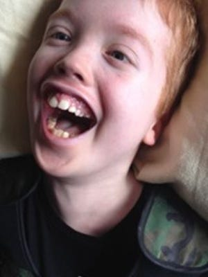 Having taught his community lessons of love and acceptance, Vincent (Vinny) McVeigh Warden of Windsor, CO, born 9/9/03, passed peacefully in his sleep on 11/3/14 due to natural causes associated with Canavan Disease, a rare neurological disorder.