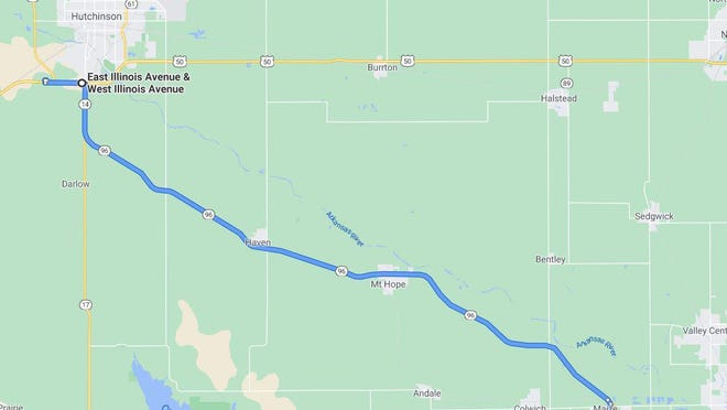 Cornejo and Sons was awarded a $7.8 million contract to overlay K-96 highway between South Hutchinson and Maize.