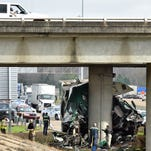 Driver in fatal I-55 crash identified