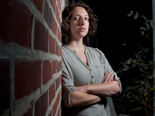 Sarah Green who launched an online petition to change the name of Murder Town