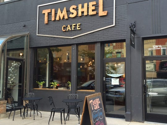 Timshel Cafe opened in the heart of downtown Neenah.