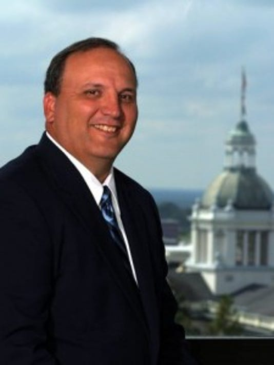 Dave Mica is a lobbyist for the Florida Petroleum Council