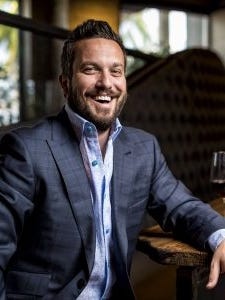 TV personality Fabio Viviani is bringing a passion for food and Finger Lakes-based, farm-fresh ingredients to his newest venture: Portico by Fabio Viviani.