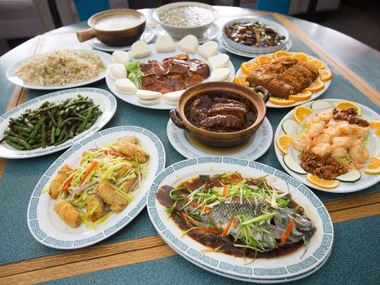 Asian Hong Kong Diner offers a wide array of traditional