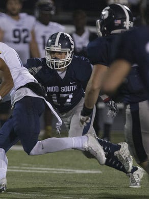 Toms River North, with receiver Bryce Watts, as one of its key plays will play at Central Regional Friday night in the game for the Shore Conference Class A South championship.