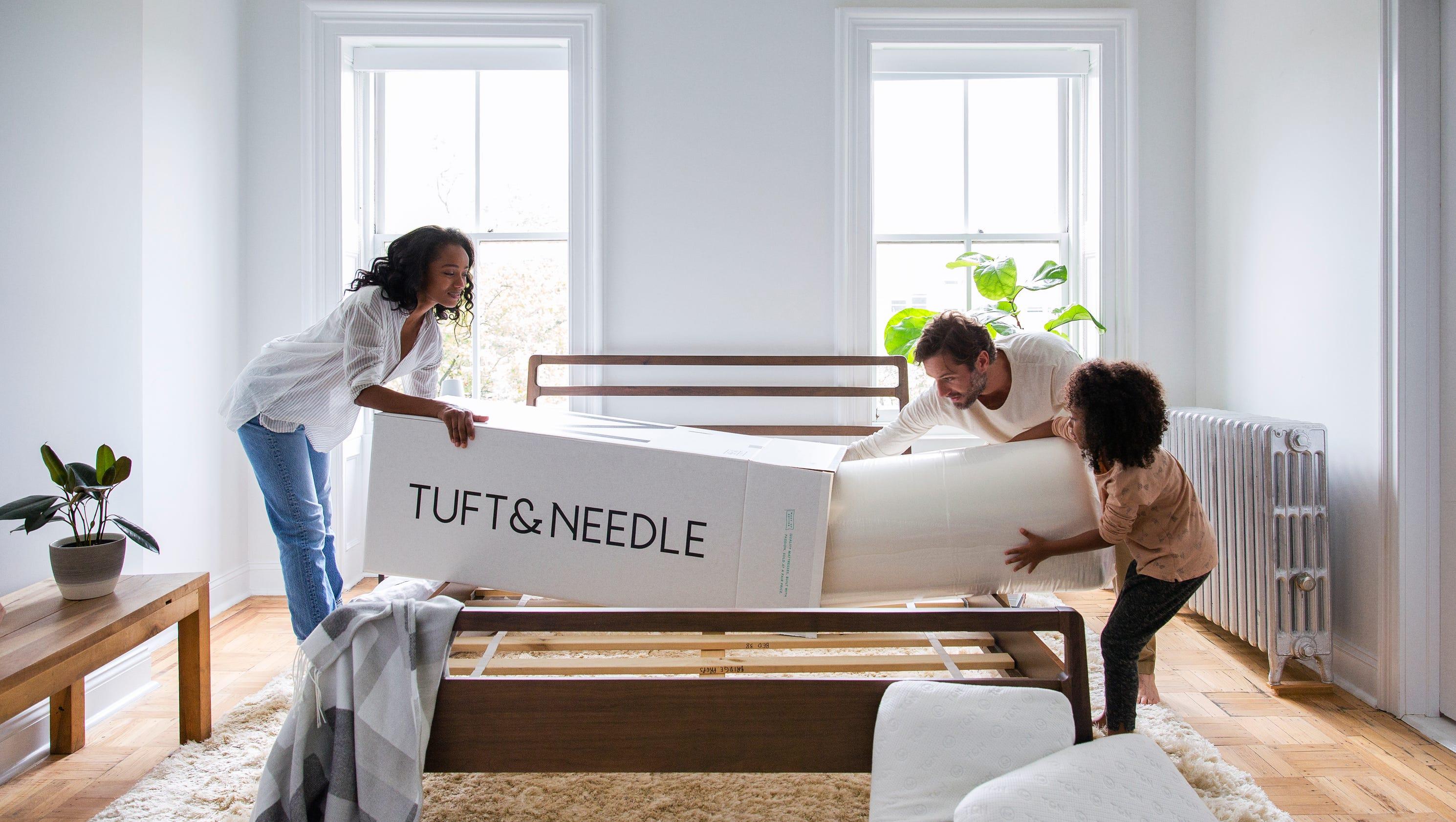 How to a new mattress