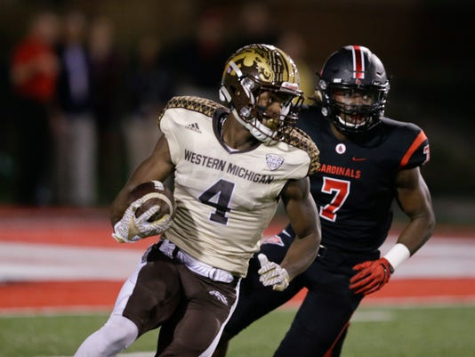 outlet store c73fc 4d9b9 MAC notes: Tuesday a big night for WMU, EMU