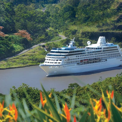 Cruise ship tours: Oceania Cruises' Marina