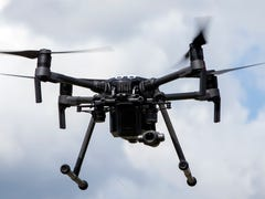 More drones spotted flying over Delaware's largest male prison