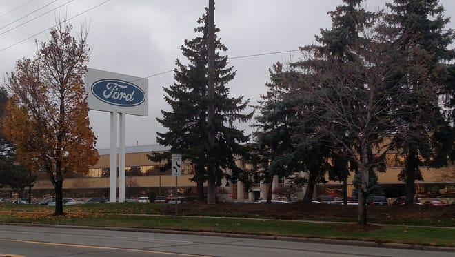 Ford announced an additional $350 million investment in the Livonia Transmission Plant Friday morning.