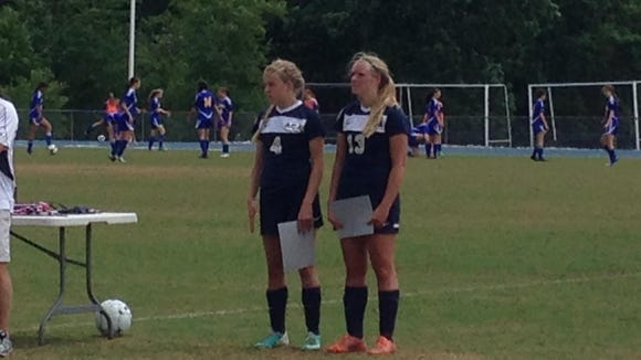 Asheville Christian Academy put two players on the NCISAA 2-A all-state soccer team.