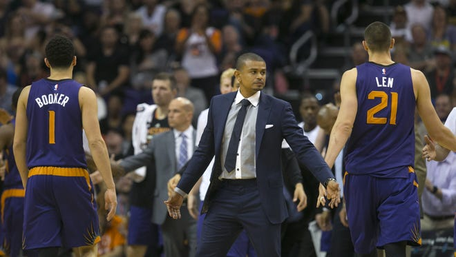 What's your reaction to Earl Watson being named Suns coach?