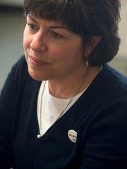 Martha Maksym, former executive director of United