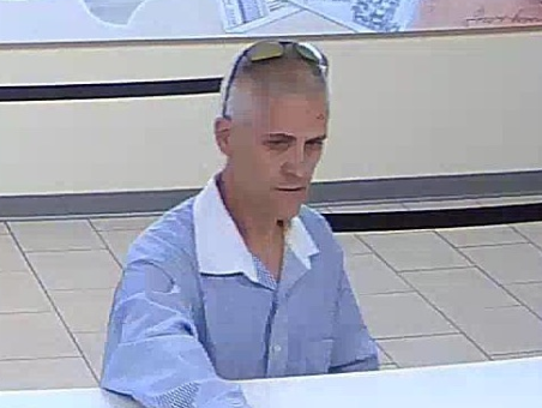 Police are seeking this man in connection with the
