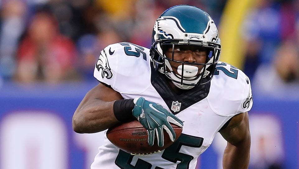 LeSean McCoy has been traded to Buffalo.
