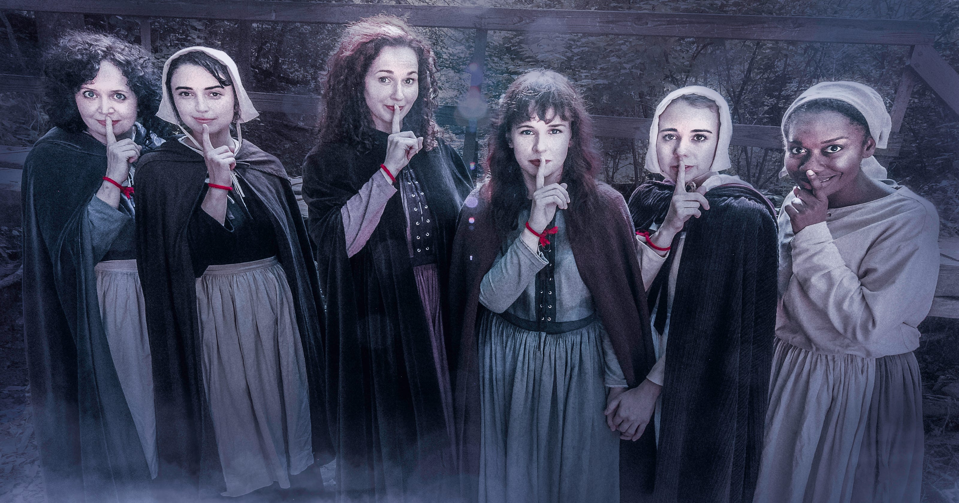Before the witch trials: NCT opens 85th season with 'Afflicted'