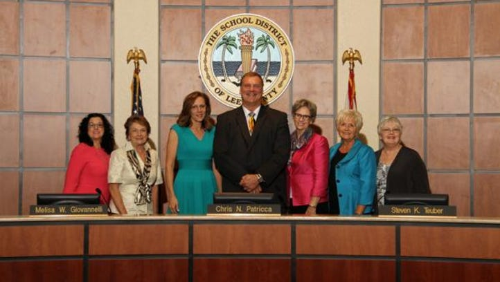 Lee County school board members support election for half-cent sales tax