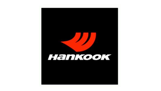 Hankook Tire logo.