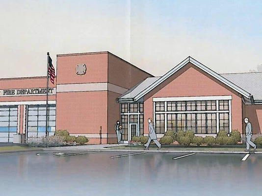 lib twp - preliminary rendering fire station-2