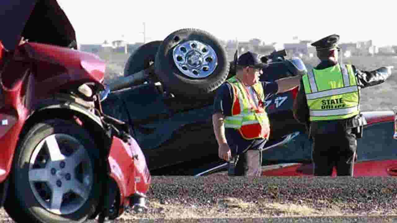 Five-car pileup kills Las Cruces woman