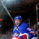 Rangers player evaluations -- Derek Stepan