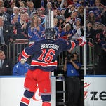 Rangers got faster, younger, cheaper ... and better with the Brassard-Zibanejad deal (with Jeff Gorton transcript)