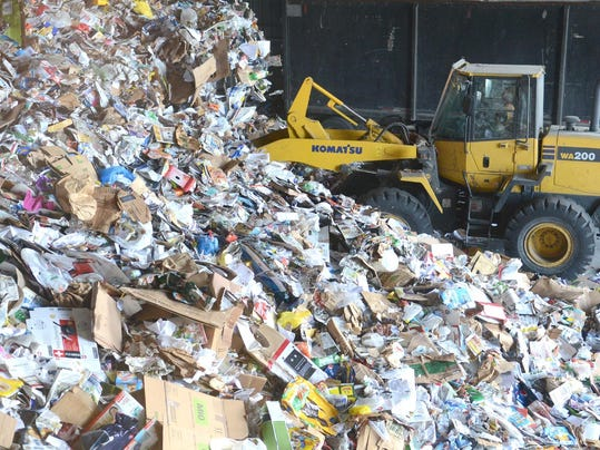 GPG Recycling Expansion