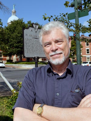 Charlie Culbertson -- History writer / columnist