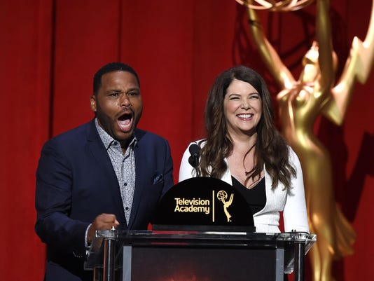 Anthony Anderson, Lauren Graham